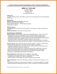 Sample Resume For Experienced Web Designer by Sample Resume For High Football Coach Idr Group