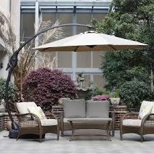 Best Cantilever Patio Umbrella 3 Best Offset Patio Umbrellas 2018 Review