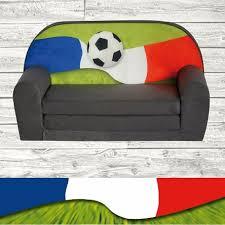 mini canape enfant mini canapé lit enfant fan zone frfauteuils poufs matelas meubles