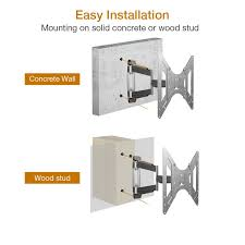 Install Heavy Duty Shelf Brackets In Concrete The Homy Design - loctek store loctek o2m outdoor heavy duty articulating tilting