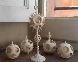 ornamental turning from ivory model of 600 in rosemborg