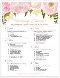 wedding planning checklist creative union design wedding planner checklist