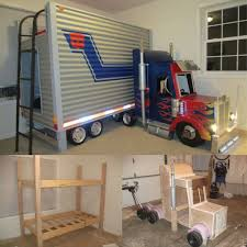 Boys Bunk Beds Truck Bunk Beds Want Need Pinterest Bunk Bed