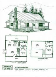 cottage floor plans with loft 2 bedroom cabin plans with loft search one day i will