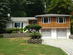 quad level house plans quad level house exterior design house design