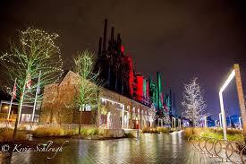 bethlehem pennsylvania christmas lights sands bethlehem steel stacks home sweet bethlehem pa pinterest