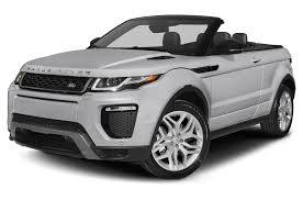 black chrome range rover 2017 land rover range rover evoque se dynamic 4x4 convertible