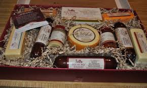 summer sausage gift basket 2011 hickory farms mommymandy l