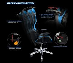 Pepper Chair 5 Best Chairs For Pc Gaming 2018 U2013 Detailed Review Yosaki