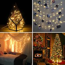 Interior String Lights by 8 Pack 20 Led Starry String Lights 7 2ft Battery Powered