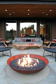 Modern Firepits Modern Pits Outdoor Modern Outdoor Pits From Design Pit