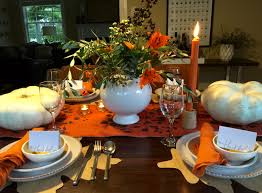 how to create beautiful thanksgiving table decor niche nook