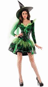Extra Small Halloween Costumes Wicked Emerald Witch Shaper Witch Costume Witch