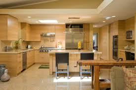 kitchen cool u shape kitchen decoration using white wood 1960s