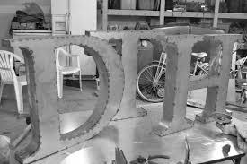 marvelous ideas large metal wall letters stunning design metal
