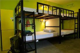Dormitory Bunk Beds The Kiwi Room With 12 Bunk Beds Mixed Picture Of The