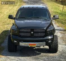 2006 dodge ram 2500 fuel maverick rough country suspension lift 3in