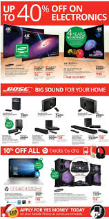 black friday home theater deals conn u0027s black friday ad 2015