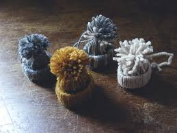 make it winter hat ornaments goodknits a knitting crochet