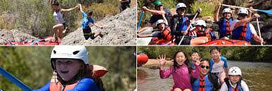 california rafting trips for families book a trip today