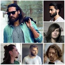 men u0027s hairstyles for long hair 2016 men u0027s hairstyles and