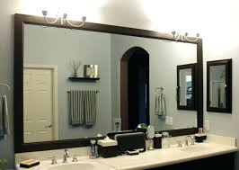 Bathroom Mirrors Overstock Lowes Mirrors For Bathroom Engem Me
