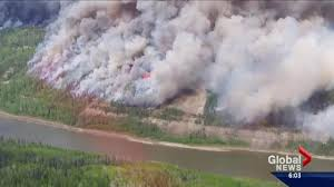 Bc Wildfire Global News by Fort Mcmurray Wildfire Spreads Into Saskatchewan Watch News