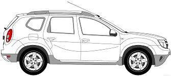 renault duster 2017 white the blueprints com blueprints u003e cars u003e dacia u003e dacia duster 2013