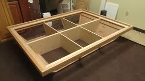 Custom Platform Bed Custom Platform Bed With Drawers Mesoamericas U0026 Beyond