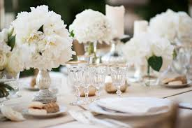 Elegant Table Settings by Elegant Wedding At Il Borro Estate In The Heart Of Tuscany