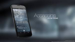 themes mobile android assassin s creed abstergo theme android by thenbt on deviantart