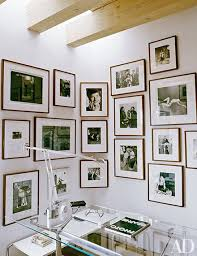 how to create the perfect gallery wall architectural digest