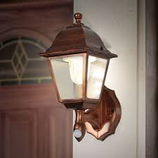 the cordless motion activated porch light hammacher schlemmer