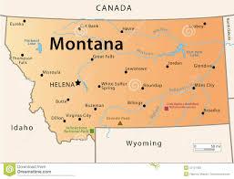 Red Lodge Montana Map by Comida Tipica Flor Tipica Edifisios De Montana Sello D