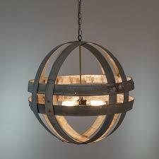 wine barrel porch light for sale popular wine barrel chandelier within installed by dallas landscape