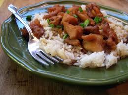bourbon chicken yes like at the mall dishin u0026 dishes