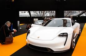 porsche electric mission e porsche targets 20 000 annual sales for its first all electric car