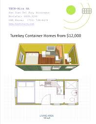 Container Floor Plans 20ft Container House Buscar Con Google Planos Casas