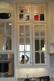 place the mirrored cabinet doors in your kitchen theydesign net