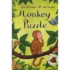 big book monkey puzzle big book wooks