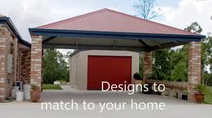 Carports And Garages Dondex Carports Youtube