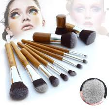 professional makeup artist tools 11 pieces foundation professional care styling tools