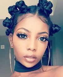 youtube crochet hairstyles on thinning hair bantu knots on the beautiful dk4l follow her on youtube bantu