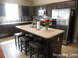 How To Paint New Kitchen Cabinets Decorating Cents How To Painting The Kitchen Cabinets