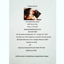 Salon Invitation Card Bei Capelli Salon And Spa Home Facebook