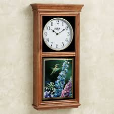 wall clocks touch of class