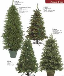 half size artificial trees