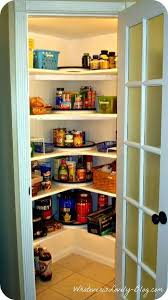 corner kitchen pantry cabinet a corner pantry made from scratch hometalk