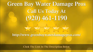 flooded basement free water damage info