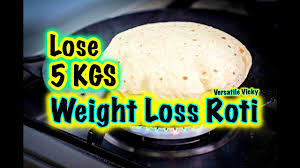 super weight loss roti by versatile vicky lose 5kg in a month